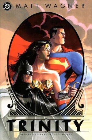 Batman / Superman / Wonder Woman - Trinité