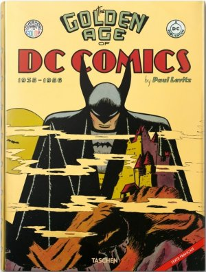 The Golden Age of DC Comics édition Deluxe
