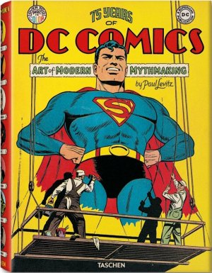 75 Years of DC Comics édition Deluxe - Edition XXL