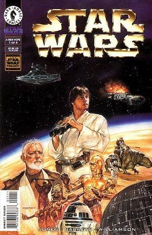 Star Wars édition Issues