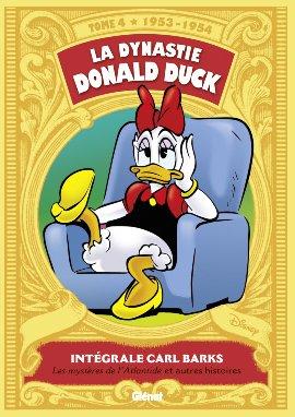 La Dynastie Donald Duck T.4