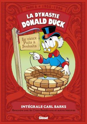La Dynastie Donald Duck 6 - Rencontre avec les Cracs-badaboums et autres histoires