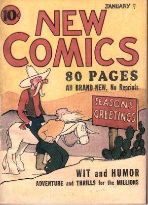 New Comics 2