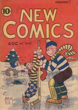 New Comics 3