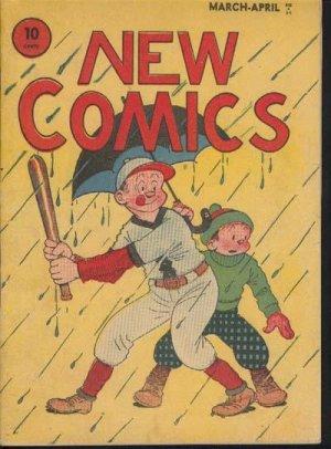 New Comics 4
