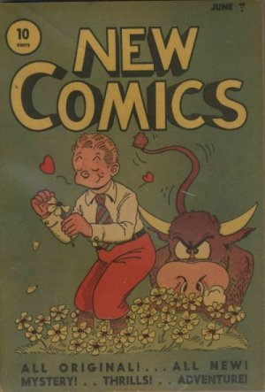 New Comics 5