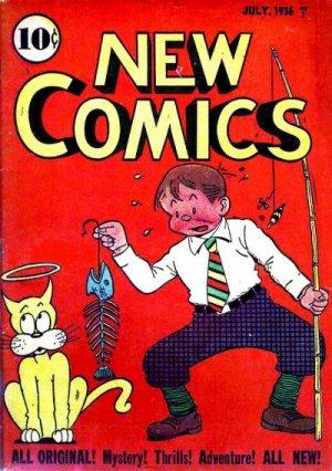 New Comics 6