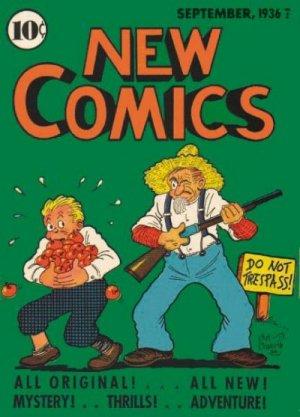 New Comics 8