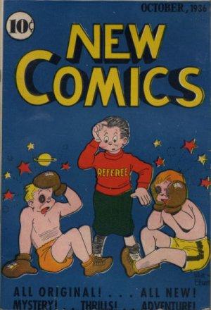 New Comics 9