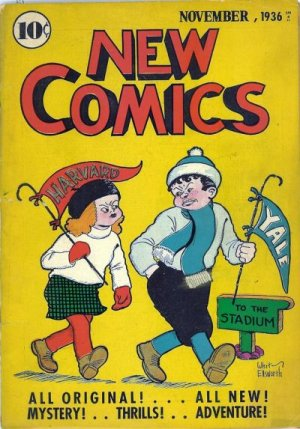 New Comics 10