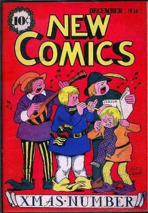 New Comics 11