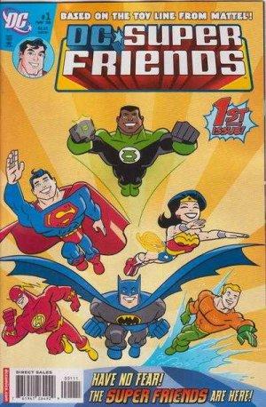 DC Super Friends édition Issues (2008 à 2010)