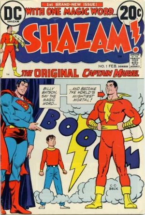 Shazam! édition Issues V1 (1973 - 1978)