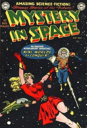 Mystery in Space édition Issues V1 (1951 à 1981)