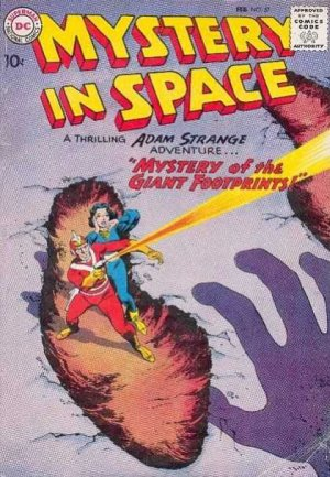 Mystery in Space # 57 Issues V1 (1951 à 1981)