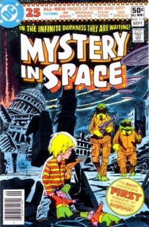 Mystery in Space # 111 Issues V1 (1951 à 1981)