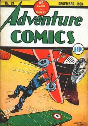 Adventure Comics # 33