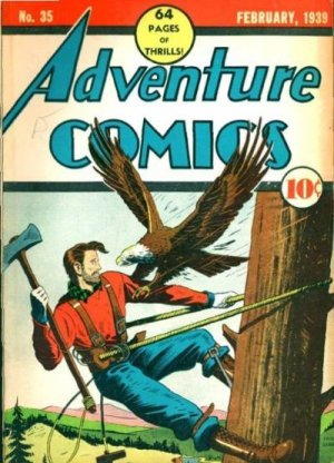 Adventure Comics # 35