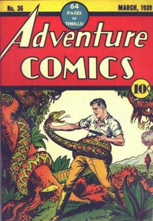 Adventure Comics # 36