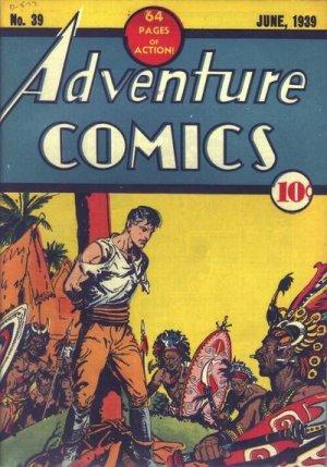 Adventure Comics # 39