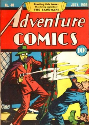 Adventure Comics 40