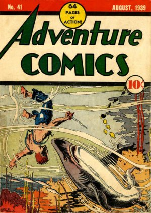 Adventure Comics # 41