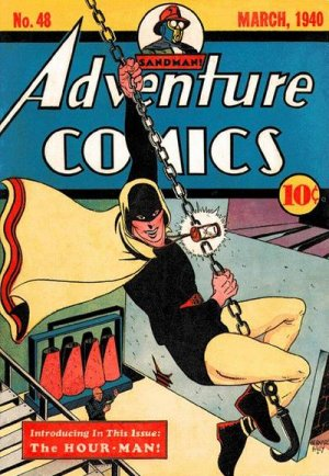 Adventure Comics # 48