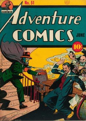 Adventure Comics # 51