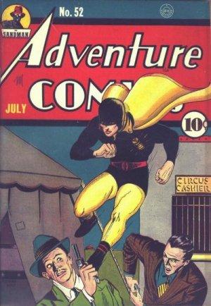 Adventure Comics # 52