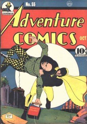 Adventure Comics # 55