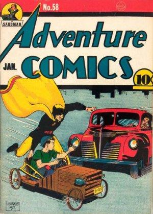 Adventure Comics # 58