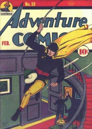 Adventure Comics # 59