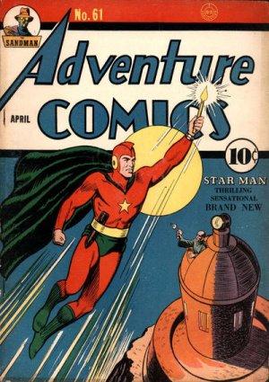 Adventure Comics # 61
