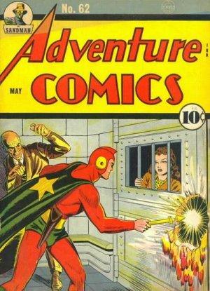 Adventure Comics # 62