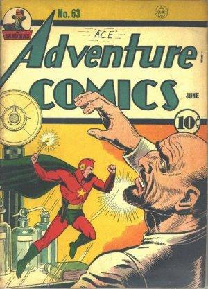 Adventure Comics # 63