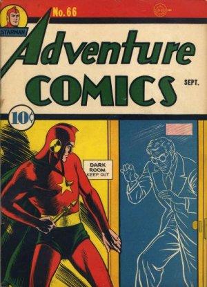 Adventure Comics # 66