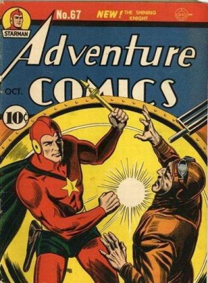Adventure Comics # 67