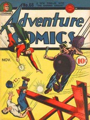 Adventure Comics # 68