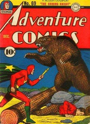 Adventure Comics # 69