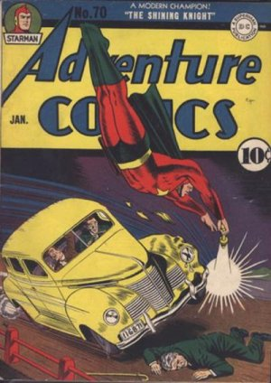 Adventure Comics # 70