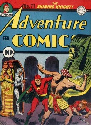 Adventure Comics # 71