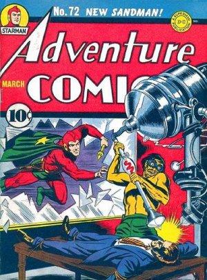 Adventure Comics # 72