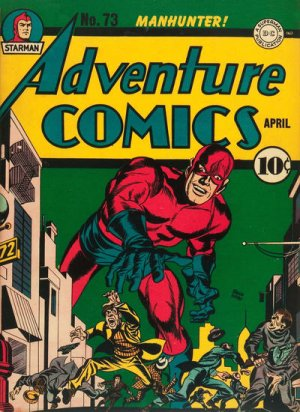 Adventure Comics # 73