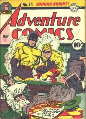 Adventure Comics # 74