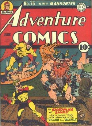 Adventure Comics # 75