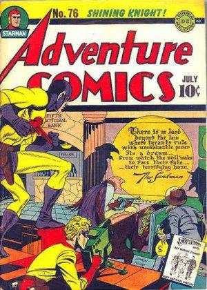 Adventure Comics # 76