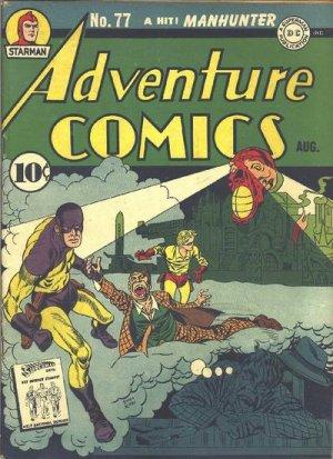 Adventure Comics # 77