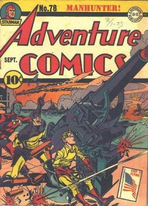 Adventure Comics # 78