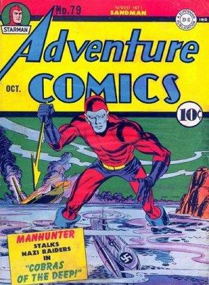 Adventure Comics # 79
