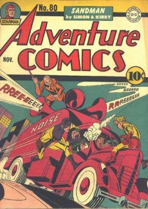 Adventure Comics # 80